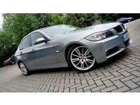 Beatiful BMW 3 Series 325i Sports Automatic Alloys Leather Interior Service Hist