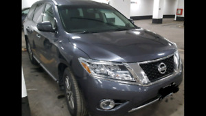 NISSAN PATHFINDER FULLY LOADED 2014 @ 17850