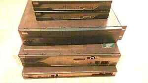 Cisco routers: 3800, 2800, 2600 and 1800  series