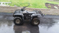 2000 Yamaha Big Bear 400 4x4