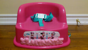 The First Years Booster Seat, Minnie Mouse
