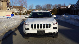 2014 Jeep Cherokee North with EXTENDED WARRANTY
