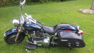 Harley davidson fatboy low 2004