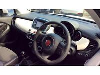 2015 Fiat 500X 1.4 Multiair Lounge 5dr Manual Petrol Hatchback