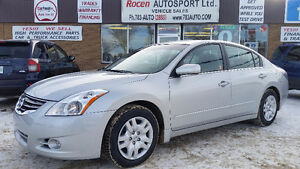 CERTIFIED 2010 ALTIMA 2.5S - LOADED - REMOTE START - YORKTON