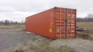 40 High Cube Shipping Container Great Condition!!!!