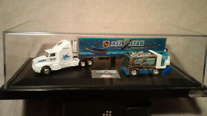 Ltd.Ed.500 1999 NHL Hockey All-Star Game Zamboni + Bobblehead