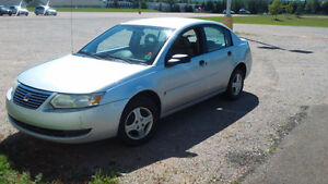 2005 Saturn ION None Sedan