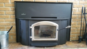 Napolean Wood Insert/Fireplace