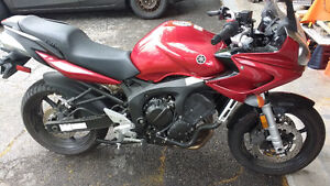 2006 Yamaha FZ6 mint condition
