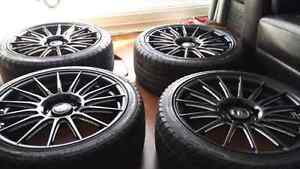 Mags wheels 720 form 18x8 5x114.3