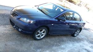 Mazda 3 GT 2005
