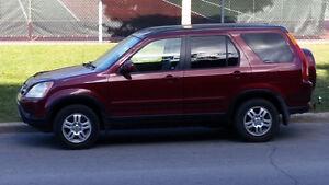 2003 Honda CR-V VUS