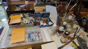 Oil Paint Art Supply Bundle Edmonton Edmonton Area image 2