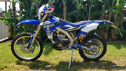 YAMAHA WR 250F 2015 Barrack Heights Shellharbour Area Preview