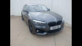 image for 2018 BMW 1 Series 118i [1.5] M Sport Shadow Edition 5dr Hatchback petrol Manual