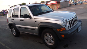 Jeep Liberty for sale..