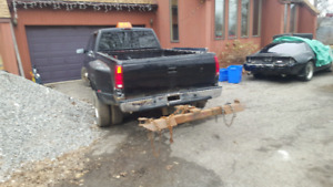 1996 Chevy 3500 turbo diesel dually 4x4 tow truck