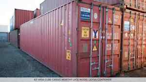 the Best Delivered Prices on Storage and Shipping Containers!
