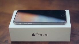 iPhone 6 Unlocked to All Networks 16GB Space Grey