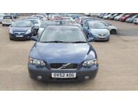 2002 Volvo S60 2.4 T SE Geartronic 4dr