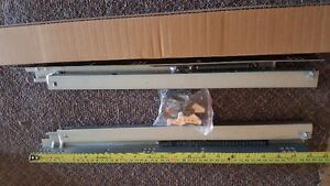 for standard 24''D kitchen cabinets self closed slids $5 pair