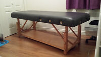 Table pour pose de cils ou massage