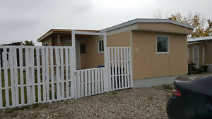Renovated mobile home in Beaverlodge
