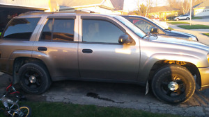 2006 Chevy Trailblazer LT. 4x4