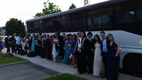 Limobus for Prom and Weddings,Night out