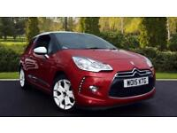 2015 Citroen DS3 1.6 e-HDi DStyle Ice 3dr FREE Manual Diesel Hatchback