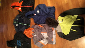 Boys clothing sizes 7-8  10-12