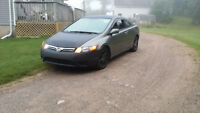 2006 Honda Civic Coupe (2 door)-NEW MVI