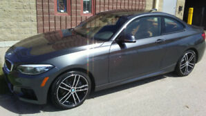 2018 BMW 230 M SPORT X DRIVE LOW KMS $ 15K OFF FROM NEW