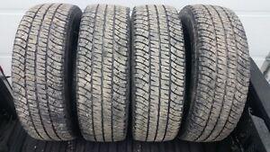 Pneus Michelin LTX 10 plis NEUF 275/65/r20