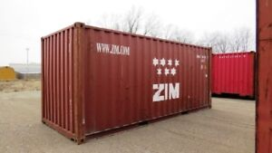20' and 40' New and Used Storage and Sea Containers for Sale and