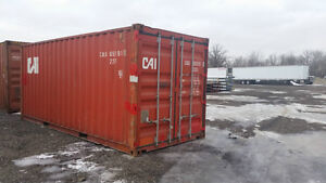 Shipping and Storage Containers For Sale - 20' and 40' Sizes Belleville Belleville Area image 3