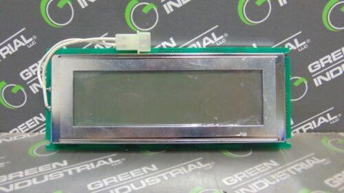 USED VideoJet CR-1027R1 LCD Display