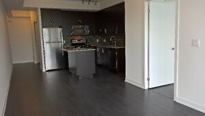 Avail Immediately - 1-bed + den at City Centre