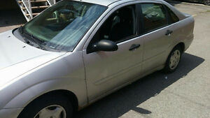 2000 Ford Focus Berline
