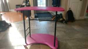 Kids simple computer desk