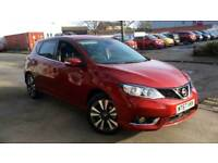 2017 Nissan Pulsar 1.2 DiG-T N-Connecta 5dr Manual Petrol Hatchback