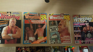 Pro Wrestling Magazines WWE WCW Kitchener / Waterloo Kitchener Area image 4