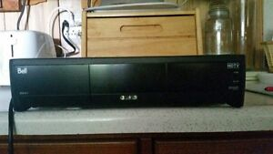 Bell HD PVR Unit (with remote)