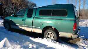 Parting Out 1998 Ford F150
