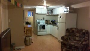 Quiet Basement Apartment for Rent