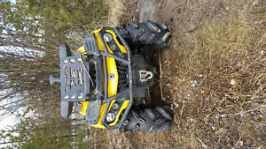 2013 Can-Am Outlander XT.. price is OBO need gone ASAP!