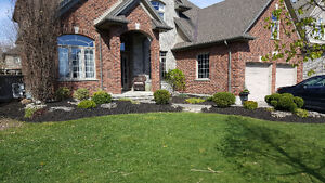 Landscaping for brand new homes London Ontario image 2