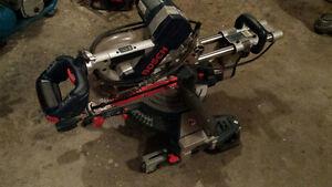 Bosch 10 inch sliding miter saw
