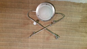 Two ceiling lights for sale $45 each or both for $75!